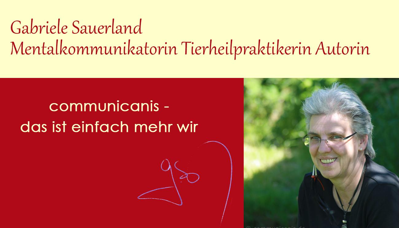communicanis - Die Sicht der Tiere